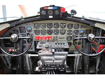 B-17 ICAO SIC Type Rating - offered to qualified multi-engine rated tail wheel pilots