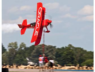 Be the Post Men for the ribbon cutting at the beginning of Sean Tucker's air show