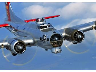 B-17 Flight for 10