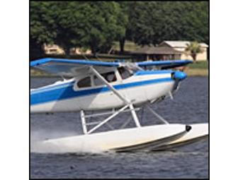 Seaplane Introductory Ride