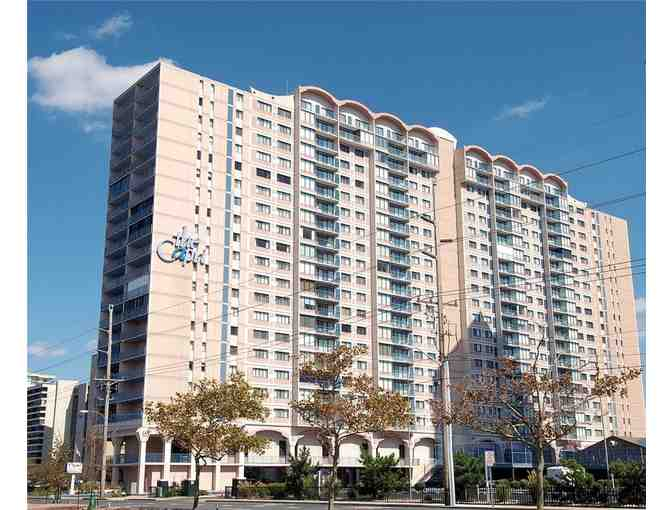 3 nights at the Capri Beachfront Condos in Ocean City MD.