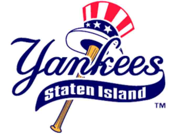 (4) tickets to The Staten Island Yankees 2019 home games - Photo 1