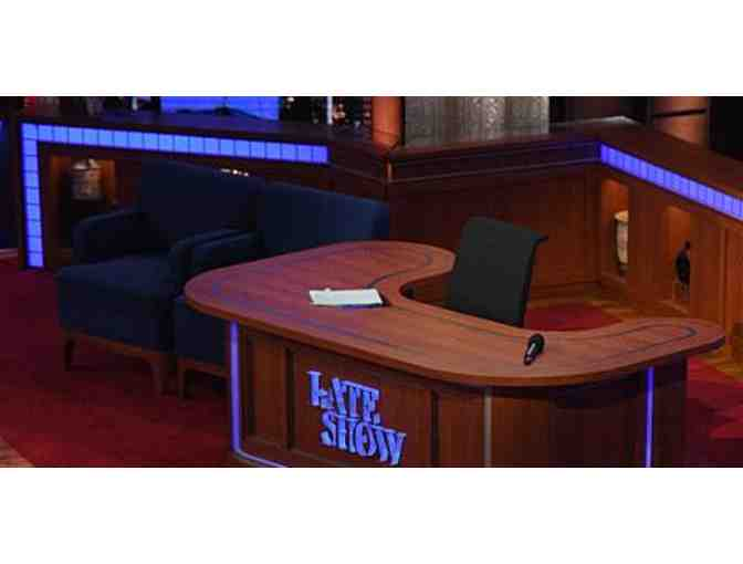 VIP EXPERIENCE:  Late Show with Stephen Colbert