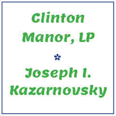 Clinton Manor, LP - Joseph I. Kazaronvsky