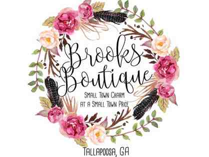 $100 Gift Card to Brooks Boutique