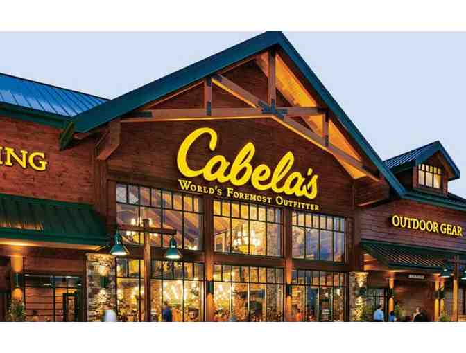 $100 Cabela's Gift Card - Photo 1