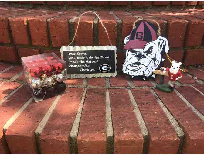 University of Georgia Gift Basket