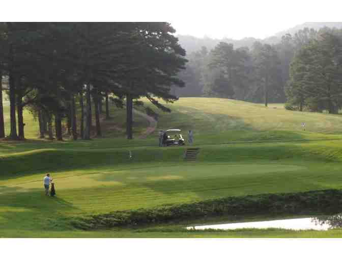 (1) Round of Golf for 2 with Cart & Lunch at Talley Mountain Golf Course