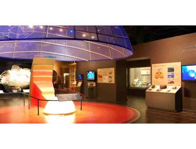(4) Tellus Science Museum General Admission and Planetarium Passes