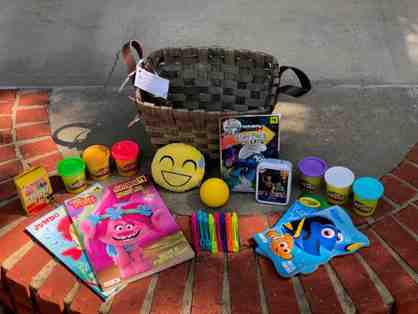 Tantrum Tamer Kids Basket