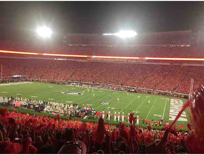 (2) Tickets for UGA vs Texas A&M