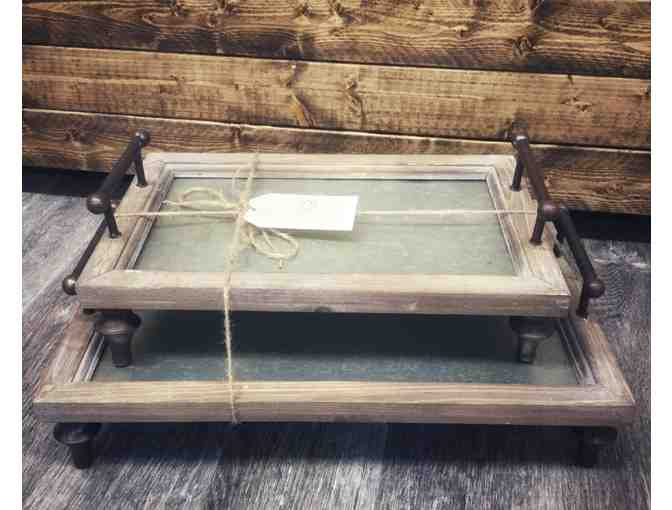 Decorative Wooden Trays