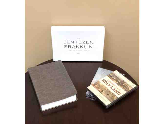 Jentezen Franklin Legacy Bible