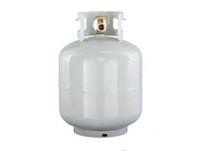 20 lb. Propane Tank Refill - Photo 1