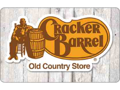$50 Cracker Barrel Gift Card