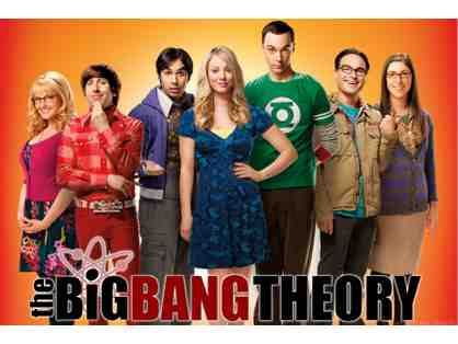 Two Tickets to a Live Taping of the Big Bang Theory Plus Hotel Stay