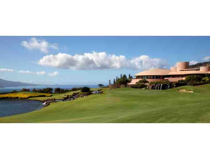 Round of golf for two at The King Kamehameha Golf Club (Maui)