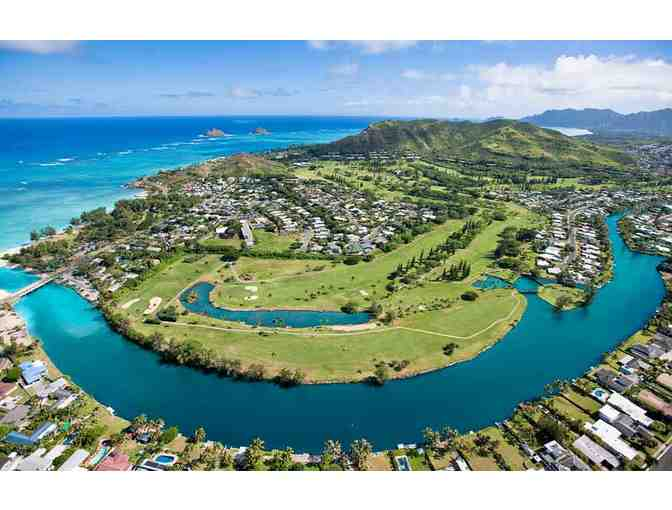 Round of golf for four + one month trial membership at Mid-Pacific Country Club (Oahu)