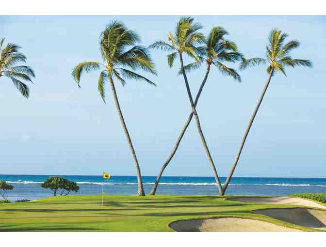 Round of golf for four (4) people at Waialae Country Club (Oahu)