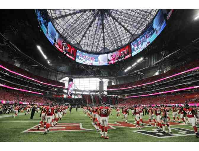 Two tickets to 2019-2020 Atlanta Falcons football game