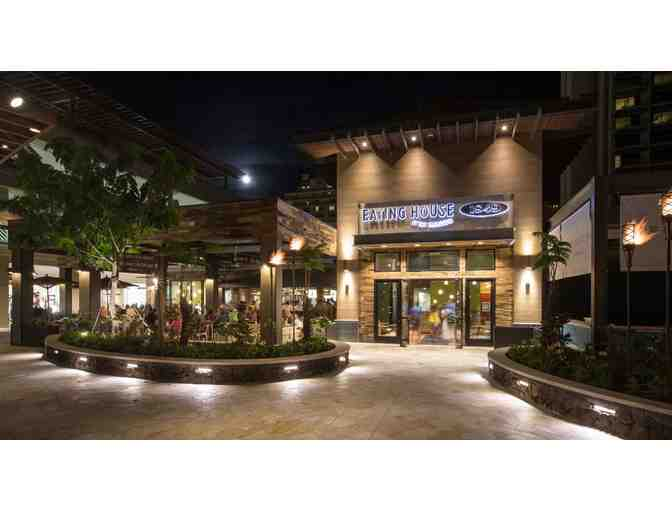 $100 gift certificate to Eating House 1849 International Market Place (Oahu)-2