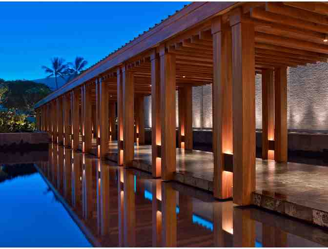 Weekend getaway for two at Andaz Maui at Wailea Resort