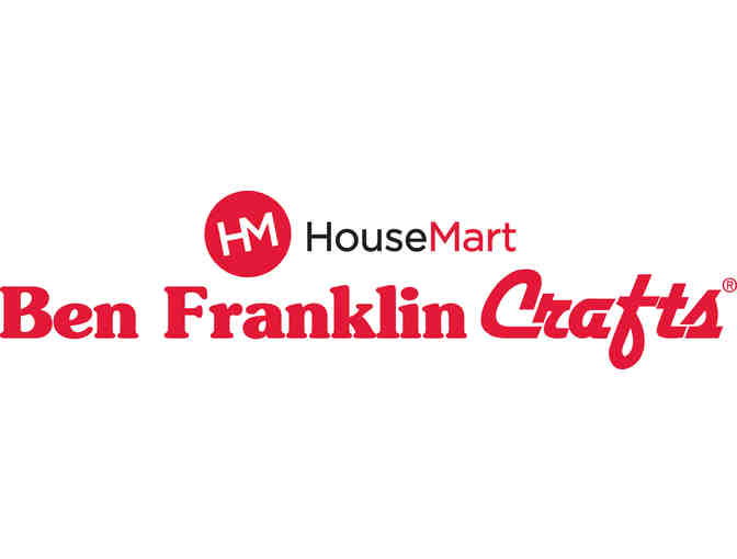 $100 gift card to Ben Franklin Crafts (Oahu)-3