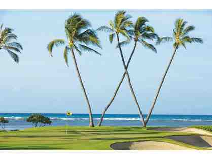 Round of Golf for Four (4) at Waialae Country Club (Oahu)