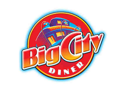 $50 Gift Certificate to Big City Diner (Oahu)-1