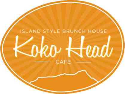 Brunch for Four at Koko Head Cafe (Oahu)