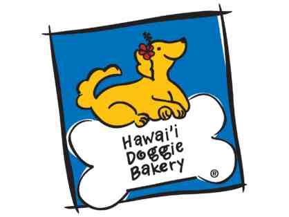 Doggie Thanksgiving Gift Basket from Hawaii Doggie Bakery (Oahu)