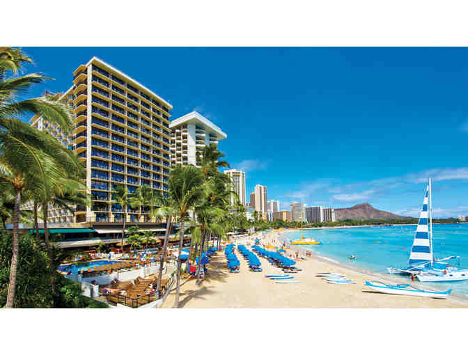 Four Night Stay at Outrigger Waikiki Beach Resort & Tickets to Blue Note Hawaii (Oahu) - Photo 4