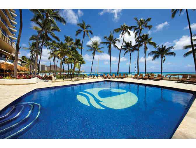 Four Night Stay at Outrigger Waikiki Beach Resort & Tickets to Blue Note Hawaii (Oahu) - Photo 1