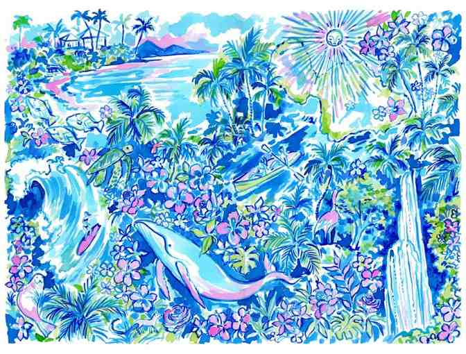 $100 Gift Card to Lily Pulitzer (Maui)-3 - Photo 2