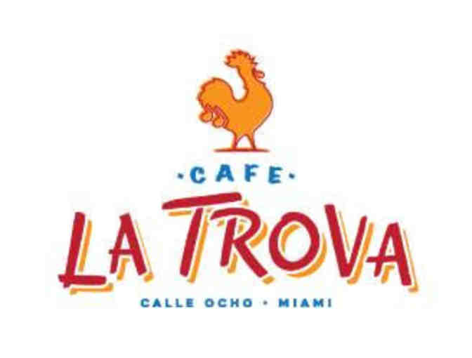 The Cafe La Trova Experience for Four People (Florida) - Photo 1