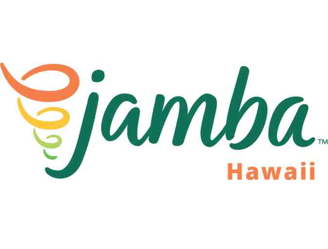 Jamba for a Year!