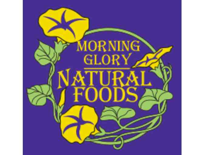 Morning Glory Natural Foods Certificate