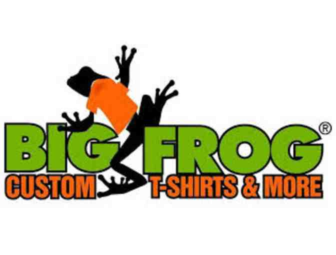 Big Frog Custom T-Shirts & More - $50 Gift Certificate - Photo 1