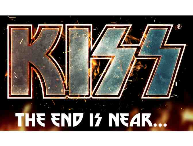 Second Row Seats at September Farewell KISS Concert Tour and Hotel Stay