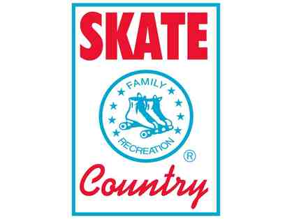 Skate Country - Admission for 6