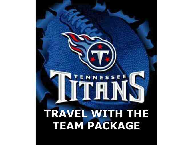 AMAZING Tennessee Titans Travel Package - Photo 1