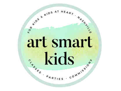 Art Smart Kids - Commission Package