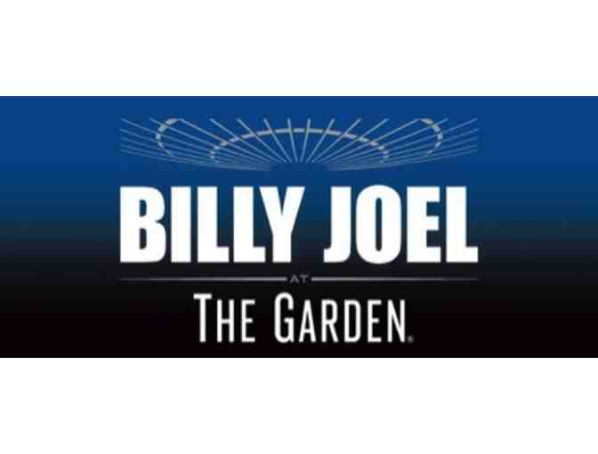 Two tickets to Billy Joel at the Garden in NYC - Photo 1
