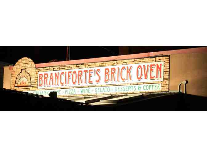 $50 Branciforte's Brick Oven Gift Certificate - Photo 1