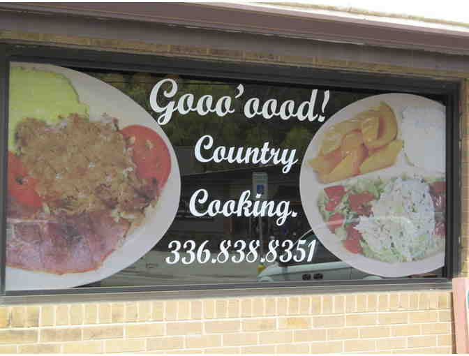 $20 Hadley's Gift Certificate, Good Country Cooking! - Photo 1
