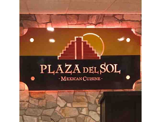 $20 Plaza del Sol Gift Certificate, Delicious Mexican Cuisine! (1 of 3) - Photo 1