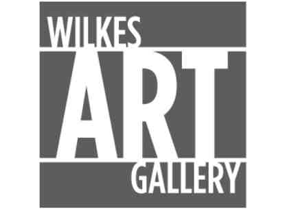 Art Party for Two! Date Night at Wilkes Art Gallery