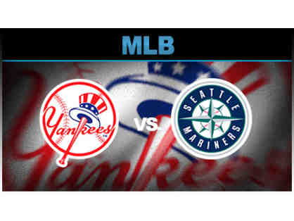 NY Yankees vs. Seattle Mariners game on August 27th, 2017 - Legends Suite