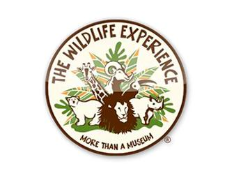 Admission for 2 to The Wildlife Experience (Denver)