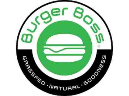 Burger Boss: $25 Gift Card